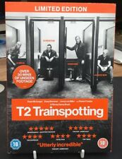 T2 Trainspotting Limited Edition Dvd Brand New