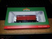 009 Bachmann 393-027 Bogie Covered Goods Wagon Lincolnshire Coast Light Railway