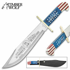 TIMBER WOLF TRUMP BOWIE