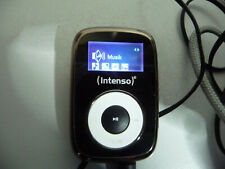 Music Mover MP3-Player 8 GB, Clip Player, Schwarz.