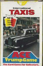 International Taxis ACE TRUMP GAME Vintage 1980s Supertrump PHILIPPINES