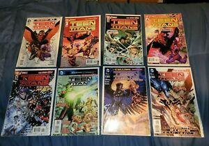 DC Comics The New 52! Teen Titans Lot 2011-2012