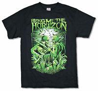 Bring Me The Horizon WW3 World War 3 Black T Shirt New Official BTMH Merch