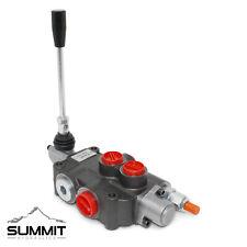 Monoblock Hydraulic Directional Control Valve, 1 Spool, 21 GPM, w/ 3-Pos Detent