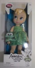 """Tinker Bell Doll Animator Collection 16"""" Disney New & Croc Authentic"""