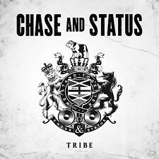 Chase and Status Tribe Electronic Drum & Bass Album 1 CD 2017