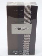 BURBERRY LONDON FOR MEN 100ML EAU DE TOILETTE SPRAY
