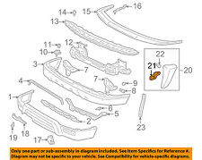 TOYOTA OEM 99-02 4Runner Front Bumper-Flare Retainer Left 5271635020