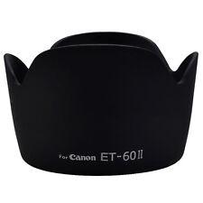 B6 ET-60 II Lens Hood for Canon EF 75-300mm f/4.0-5.6 USM, II, II USM, III