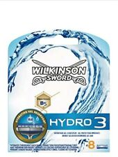 Wilkinson Sword Hydro 3 Rasierklingen, 8 Stück/ Original