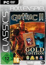 PC Computer Spiel Gothic 2 Gold Edition NEU*NEW