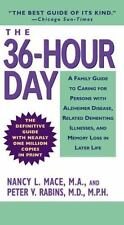 The 36-Hour Day: A Family Guide to Caring for Persons with Alzheimer Disease, R