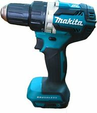 Makita DF474DZ rechargeable driver drill blue [Body Only] 14.4V