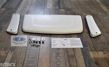 Lada Niva WHITE C-Pillar + Bonnet Scoop Kit ABS Plastic!