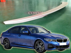 Painted BMW 19~ G20 3-series Sedan high kick P type trunk spoiler All Color ◎