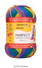 Regia Sock yarn Pairfect 4ply 100g #1735 Rainbow