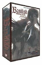 Coffret DVD Edition Collector Basilisk - Déclic Images - 7 DVD + 1 DVD Bonus