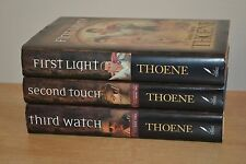 Lot of 3 A.D. Chronicles Hardcover Books Bodie & Brock Thoene #1, 2, 3