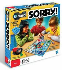 U-Build Edition Sorry Board Game Replacement Parts & Pieces 2010 Hasbro