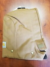Carhartt A02 Duck Arctic Snap-On Hood One Size fits all Brown Discontinued