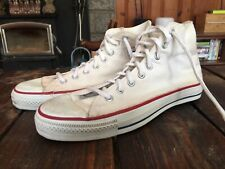 90's High Top Converse Size 10.5 Deadstock Made in Usa