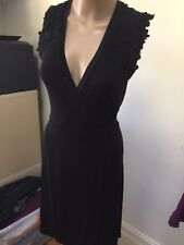 SZ 6 REVIEW WRAP DRESS *BUY FIVE OR MORE ITEMS GET FREE POST