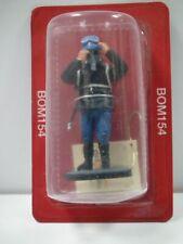 Firemen Figure, Fireman - Marseille - 1982, 1/32 scale.