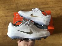 NIKE REACT VAPOR 2 GOLF SHOES WHITE UK5.5 EUR39 NEW WATERPROOF