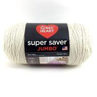 Red Heart Super Saver Jumbo Yarn Aran