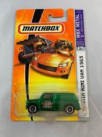 Matchbox - '65 1965 Austin Mini Van 55th Anniversary - Green  - BOXED SHIPPING