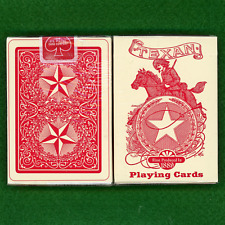 Bicycle Texan Playing Cards Ohio Vintage