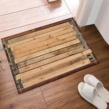 Door Mat Bathroom Rug Bedtoom Carpet Bath Mats Rug Non-Slip Barn door