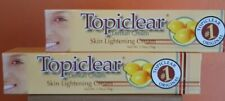 Topiclear Lemon Cream Skin Lightening Cream 1.76oz /50g Free Shipping. 2 Pack.
