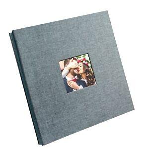Beautyus Self Adhesive Stick Photo Album Magnetic Scrapbook DIY Anniversary M...