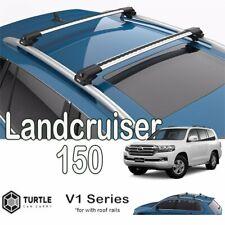 fit for Toyota Landcruiser 150  Roof Rack Cross Bar Silver