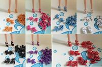 Lot 42 Pairs Brand New Beautiful  11.5in DoLL Shoes Xmas Birthday Gift