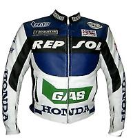New Bikers Motorcycle Jackets Cowhide Leather Street Racing Motorbike Jacket