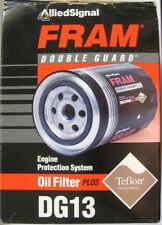 FRAM DG13 Double Guard Spin-On Oil Filter For Some Chevy GMC Hummer Pontiac