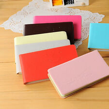 1PC Practical Stationery Cute Smile Diary Mini Long Note Notebook Notepad.US