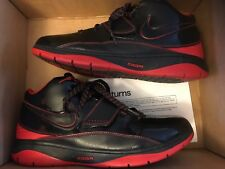nike kd 2 size 13 red/black