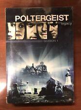 Poltergeist: The Legacy Season 1 (DVD, 1995, 5-Disc Set)        BRAND NEW SEALED