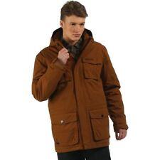 Altro giacche da uomo marrone di lunghezza ai fianchi