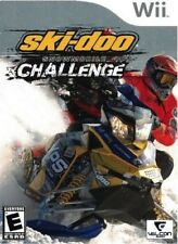 Ski-Doo: Snowmobile Challenge (Nintendo Wii, 2009) BRAND NEW WITH LOW SHIPPING