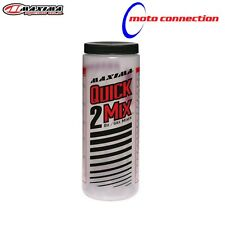 MAXIMA QUICK 2 MIX OIL MEASURING JUG WITH LID FOR 2 STROKE MOTOCROSS ENDURO