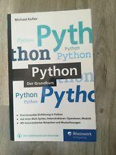 Python   Der Grundkurs   Michael Kofler   Taschenbuch   Rheinwerk Computing 2019