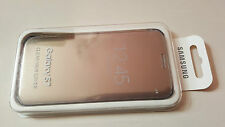 OFFICIAL GENUINE  SAMSUNG GALAXY S7  CLEAR VIEW CASE COVER GOLD SEALED