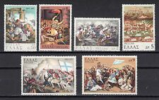 GREECE 1971 THE REVOLUTION ON THE MAINLAND MNH (Vl.1144/1149)