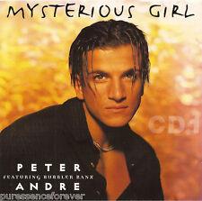 PETER ANDRE ft BUBBLER RANX - Mysterious Girl (UK 4 Tk CD Single Pt 1)
