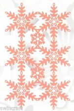 CUTTLEBUG ANNA GRIFFIN Cutting & Embossing Die SNOWFLAKE LACE 2002272 REDUCED