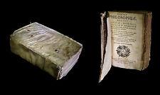 [PHILOSOPHIE - DESCARTES] ABRA de RACONIS - Totius philosophiae. 1625.
